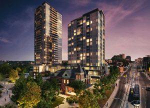 Union Towers Kitchener