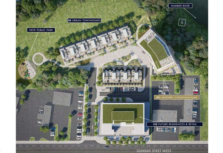 Kingsway-By-The-River-Condos-and-Towns-Siteplan