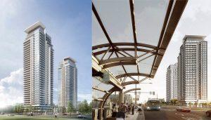 Pavilia Park Towers 1 & 2