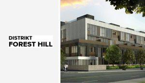 Distrikt Forest Hill Towns