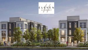 Eleven Altamont Towns