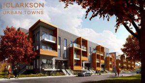The Clarkson Urban Towns 2