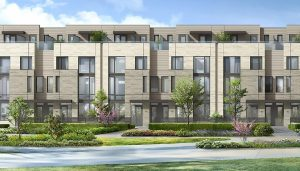 New Lawrence Heights Townhomes