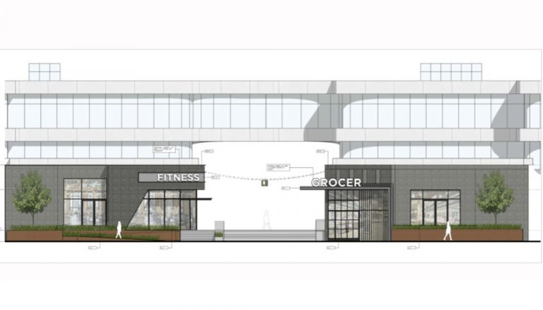 Festival-Condos-Architectural-Drawing-of-Entryway-to-Pedestrian-Mews-and-Retail-Stores-07