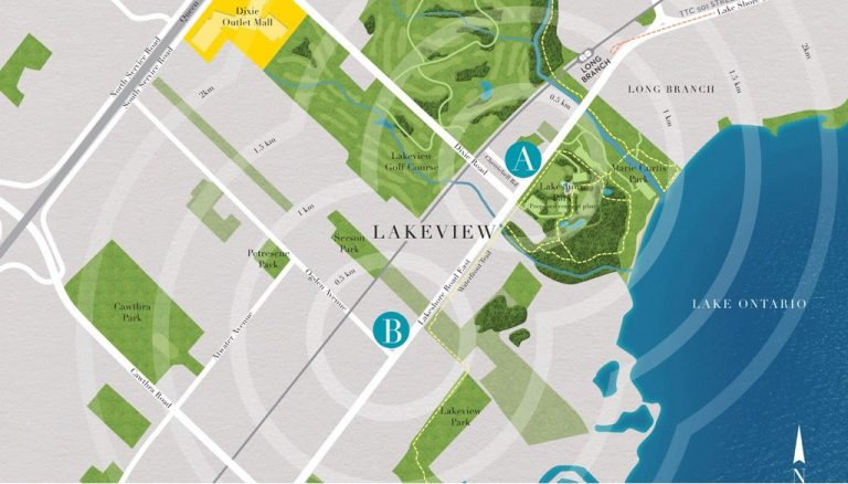 Map-showing-Anthem-Modern-Towns-Site-A-and-B