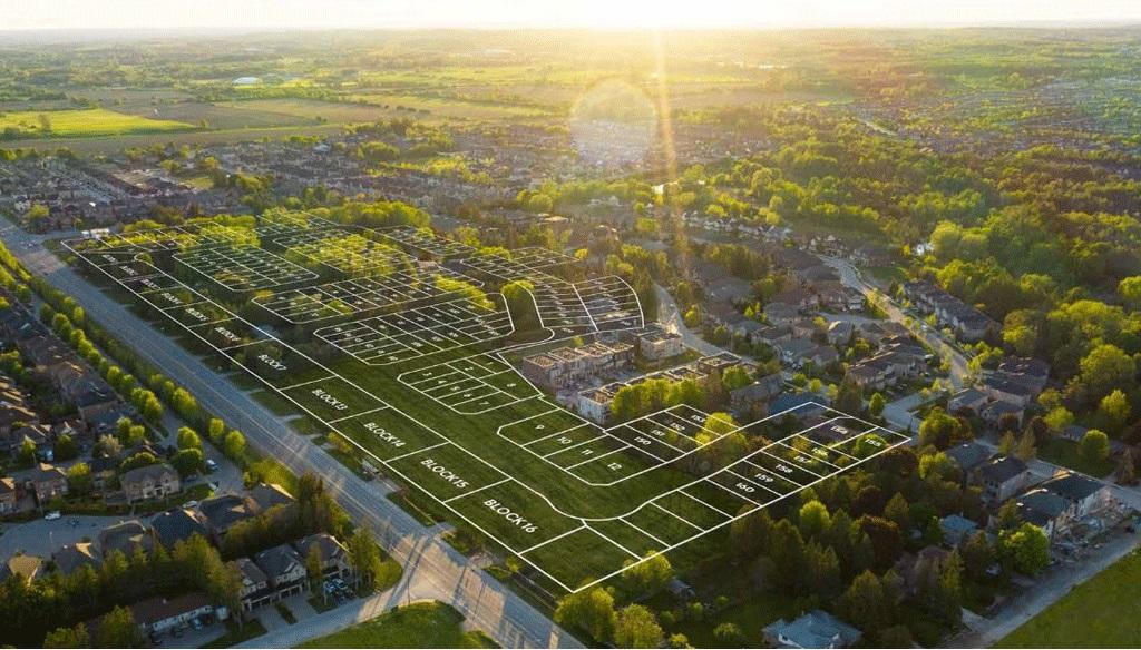 King-East-Estates-site-plan