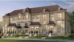 Thornhill Trails Executive Towns