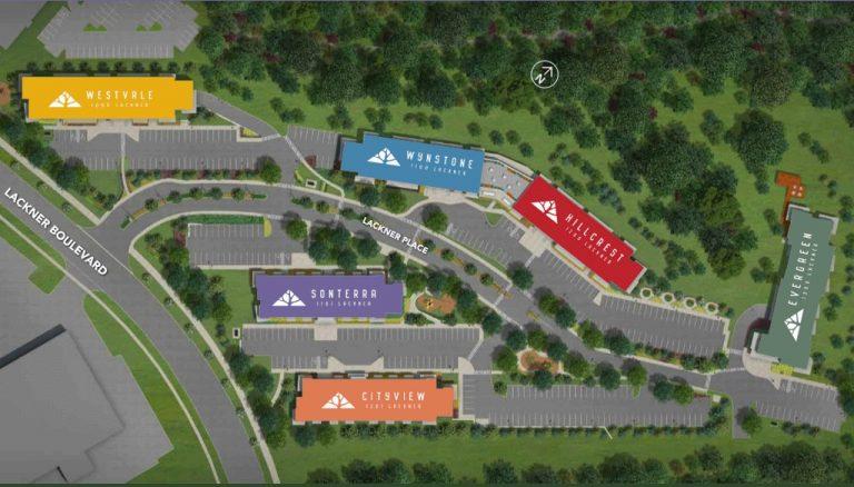 Sonterra-at-Lackner-Ridge-Condos-Master-Planned-Communty-Site-Plan