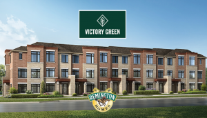 Victory Green Homes by Remington
