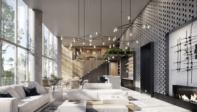 Grand-Festival-Condos-Lounge-Space-with-Fireplace