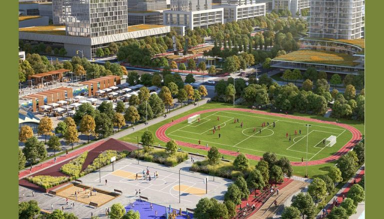 Grand-Festival-Condos-Soccer-Field-Cultural-Hub