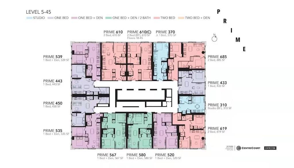 prime-condos-floor-plate