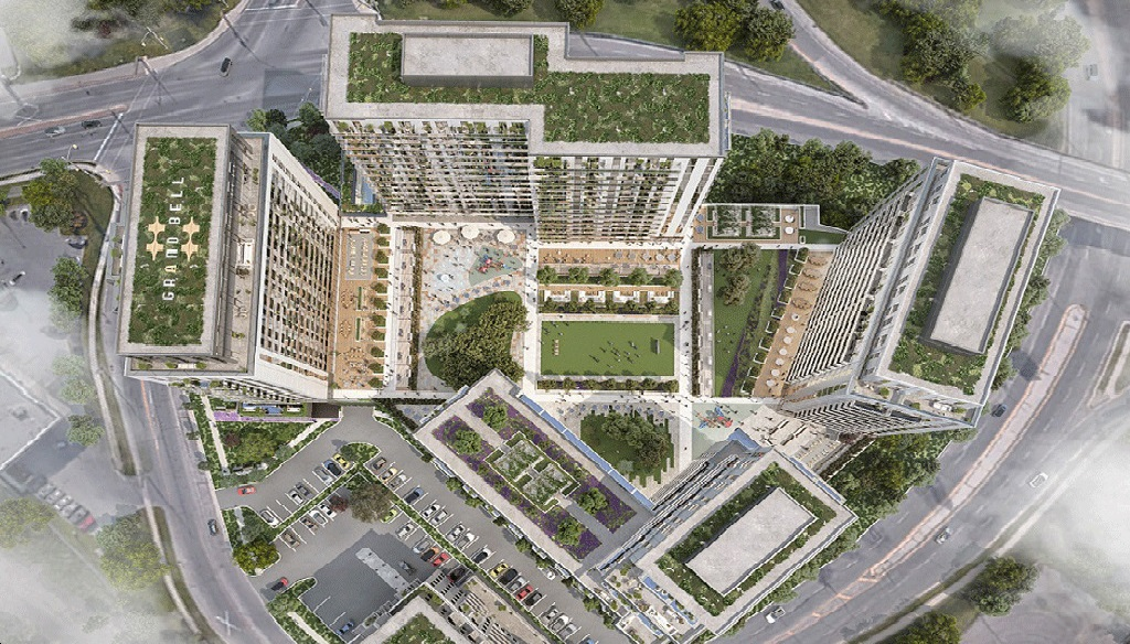 Grand-Bell-Suites-2-Aerial-View-of-Master-Planned-Community
