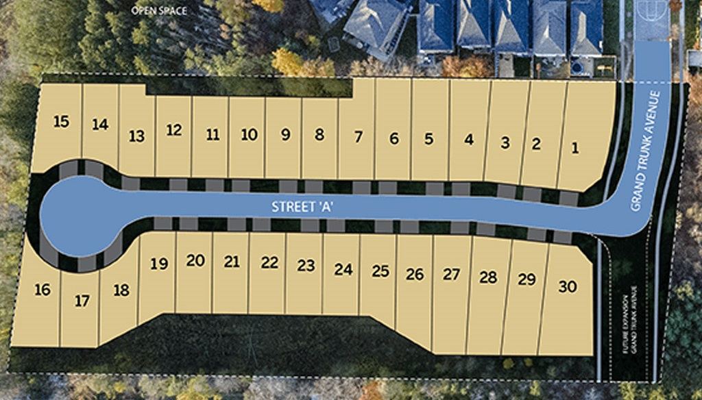 Dufferin-Vistas-Aerial-View-of-Site-Plan