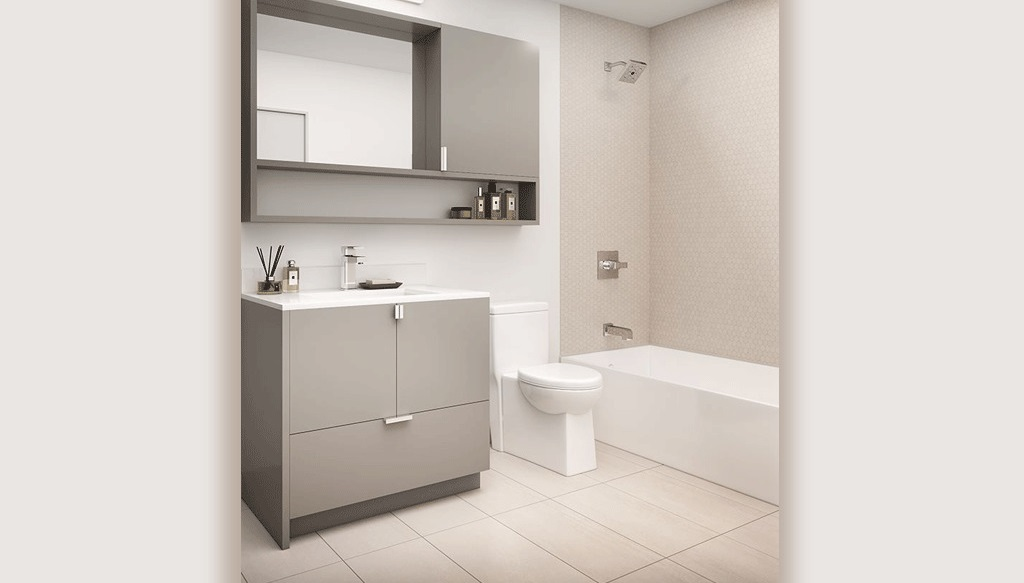 Westgate-on-Main-Condos-Bathroom-Suite