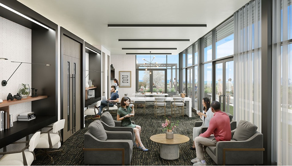 Westgate-on-Main-Condos-Lounge-Space