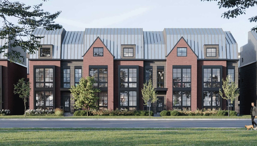 Rosepark-Townhomes-Front-Exterior-View-01