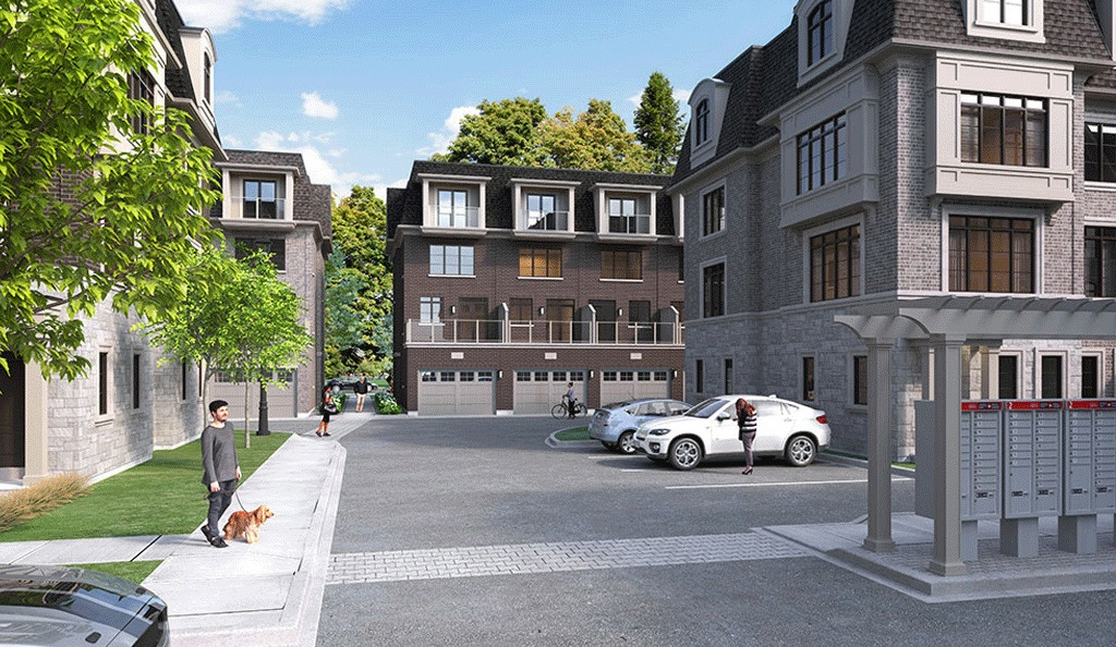 Uptown-Oakville-Towns-Outdoor-Parking-Space